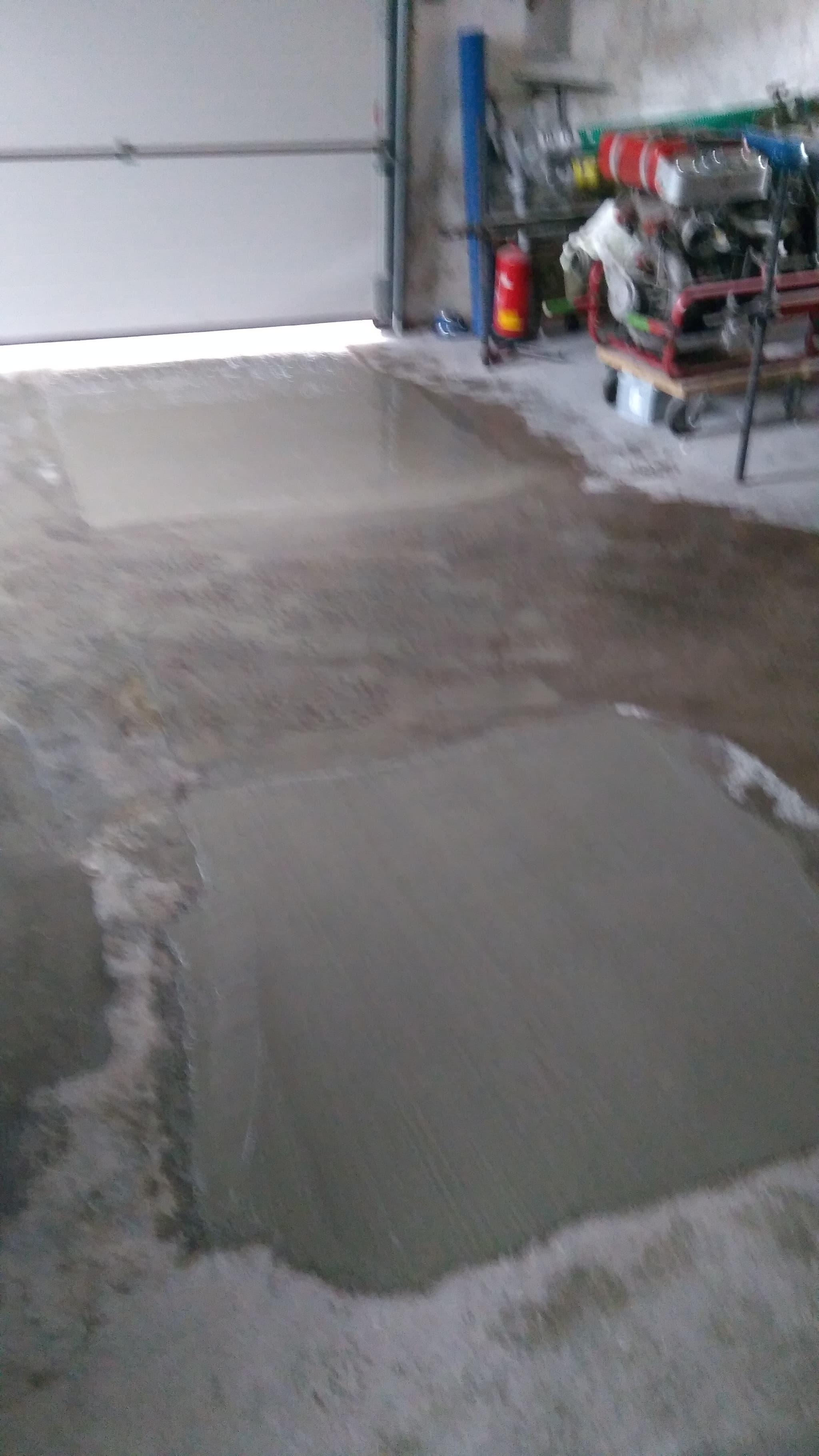 betonovanie podlahy