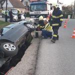 Zásah 3/2020 – dopravná nehoda