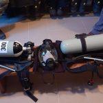 Nové dýchacie prístroje do zbierky